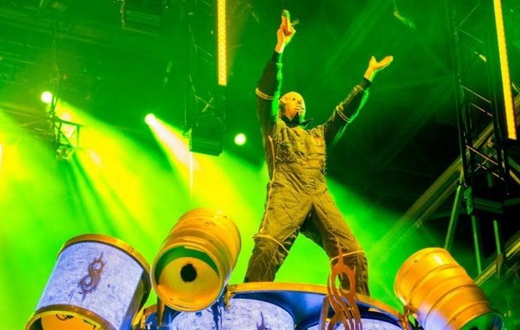 Tortilla Man -Slipknot | Sumber gambar: NME