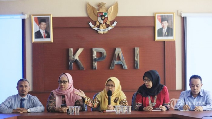 Ilustrasi. KPAI (Foto: tribunnews.com)