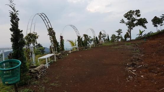 Peninjauan panorama Kayu Kolek (dokpri)
