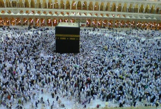 Masjidil Haram di Mekkah-dokpri