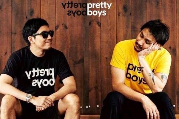 Lead cast Pretty Boys (Desta dan Vincent).