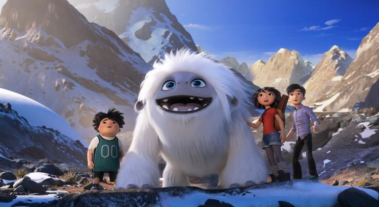 Film Abominable (Universal Pictures)