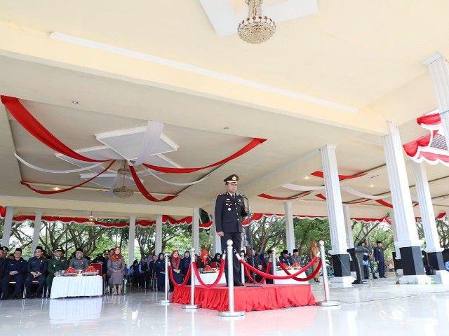 Peringatan Hari Kesaktian Pancasila di Bantaeng. | Dokpri