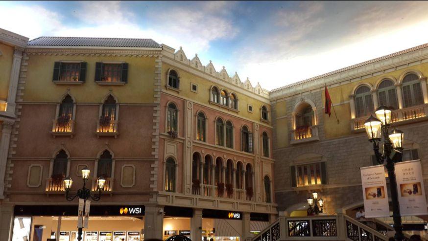 Hotel Mewah Bernuansa Eropa The Venetian Resort Hotel di Macau