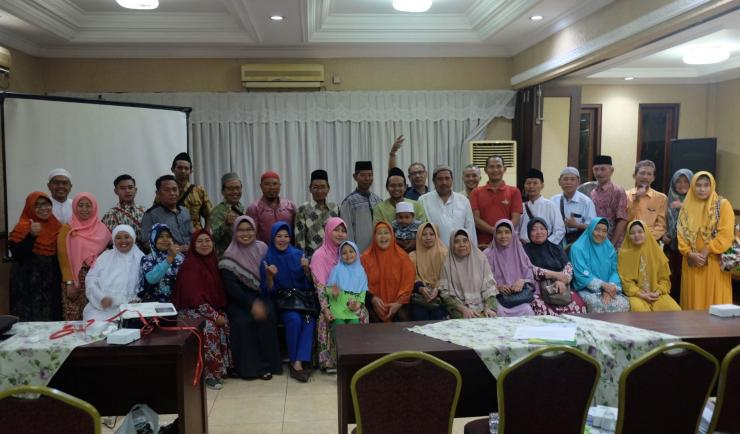 Calon Jemaah Umrah Manaya Indonesia (Dok ABH)