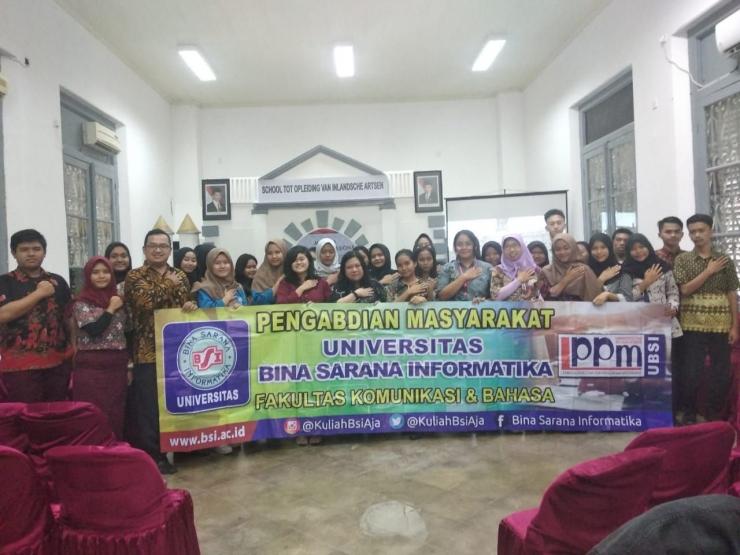 UBSI dan IPMI dan Peserta Pelatihan | dokpri