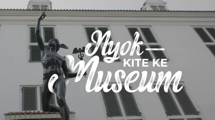 nyok kite ke museum/ dethazyo