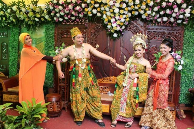Pernikahan Yang Tetap digelar, karena permintaan Bunda/dokpri
