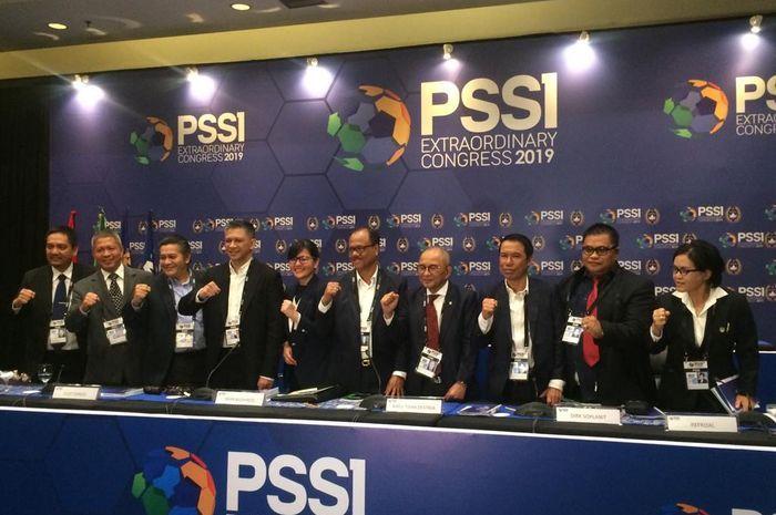 PSSI Extraordianry Congress 2019