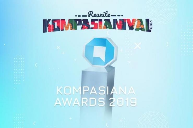 Saatnya vote penulis favorit di Kompasiana Awards 2019  Kompasiana