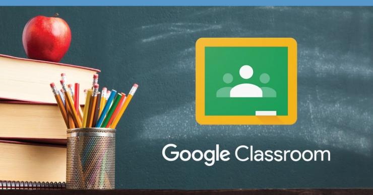 Ilustrasi Google Classroom (Sumber gambar: screencast-o-matic.com)