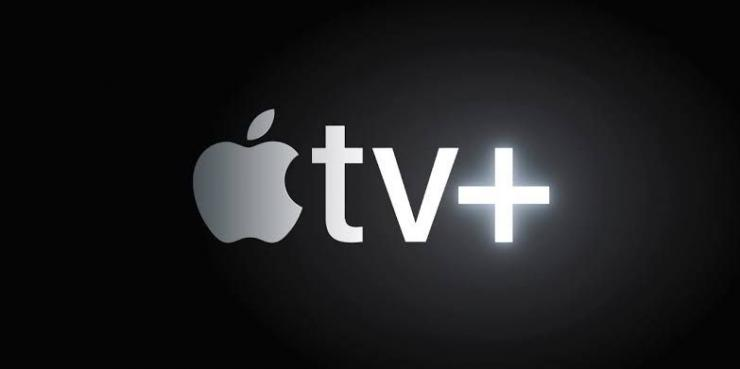 Logo Apple TV+ (Sumber:9to5mac.com)