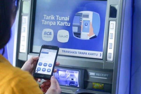 Generasi Simpel Tanpa Kartu ATM (Foto : bca.co.id)