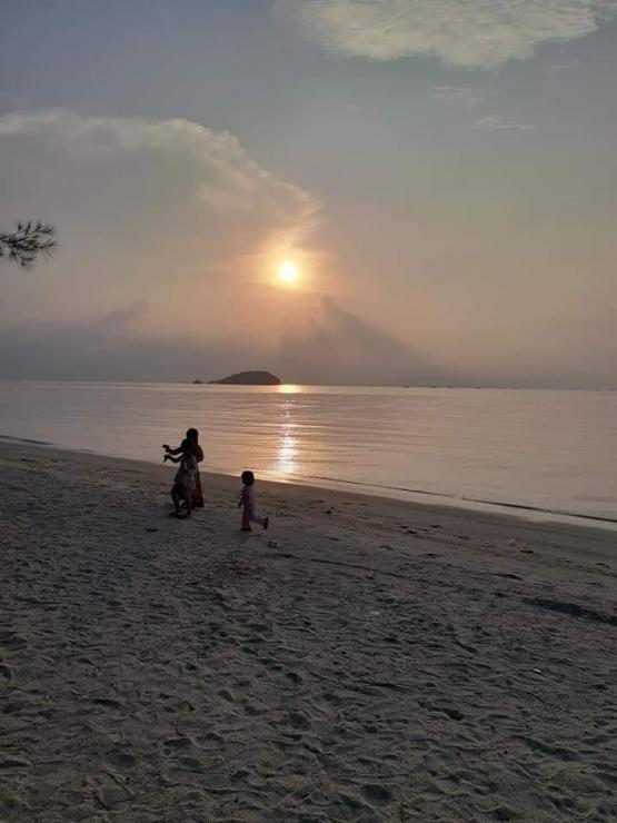 Pantai Tanjung Pendam Belitung   dokpri