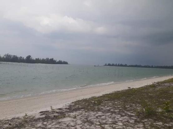 Pantai Gusong Bugis Belitung   dokpri
