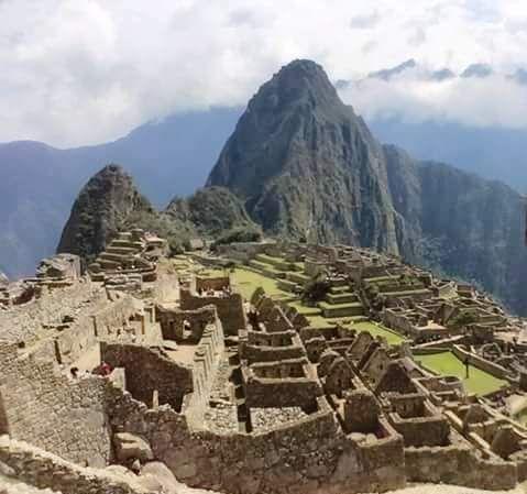 Machu Picchu/Sumber: Dokpri
