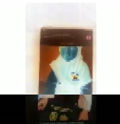 tangkapan layar dari video/dokpri
