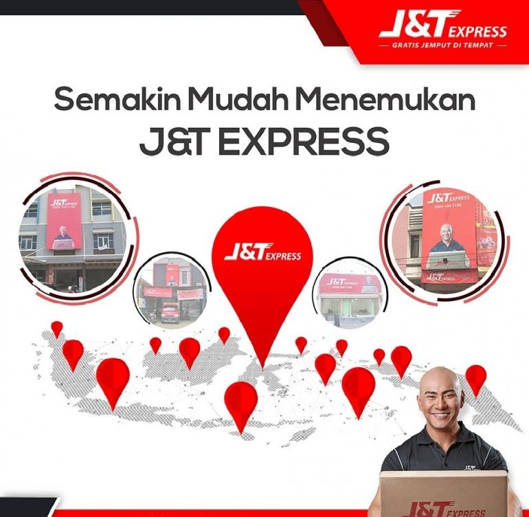 J T Express Penyatu Lautan Indonesia Dalam Industri 4 0 Halaman 1 Kompasiana Com