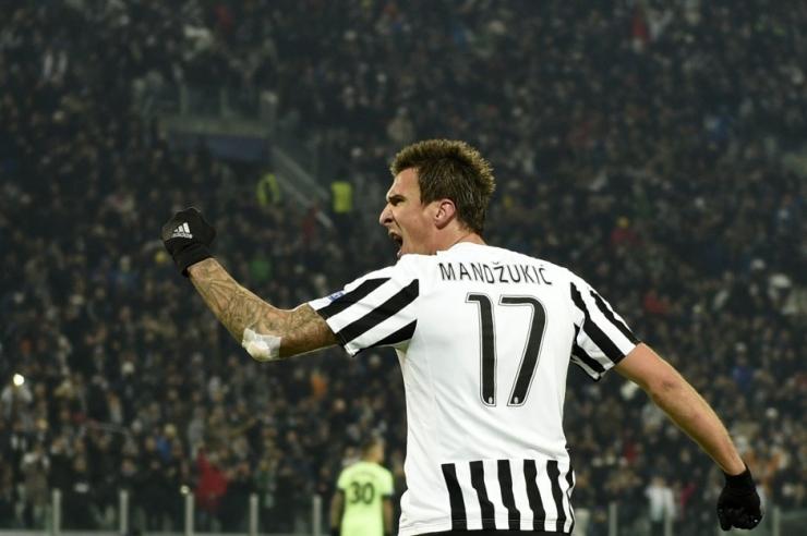 Mario Mandzukic, sumber : calciomercato.com