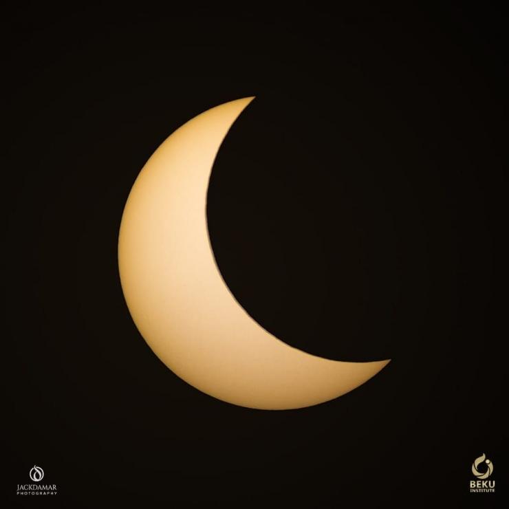 Gerhana matahari Desember 2019 | Beku Intitute