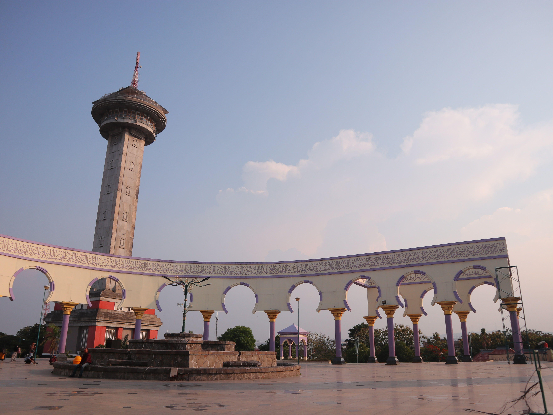 7 Hal Asik Yang Bisa Kamu Lakukan Di Masjid Agung Jawa Tengah