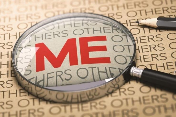 ilustrasi menemukan jati diri. (sumber: shuttersock via kompas.com)