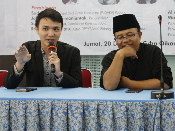 Saya bersama Sudarto di Jakarta 20/12/2019--dokpri