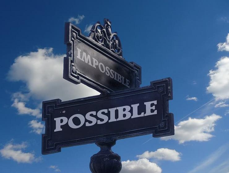 https://www.pikrepo.com/ffoqe/impossible-and-possible-street-signage