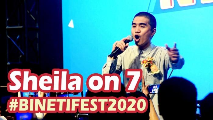 Sheila on 7 di ajang #BINETIFEST2020 (Foto Ganendra)