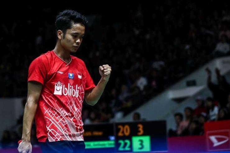 Karena wabah virus corona, Anthony Ginting dkk kemungkinan tidak akan berpartisipasi di Kejuaraan Badminton Asia Championsip 2020 yang rencananya digelar di Wuhan, Tiongkok, pada April mendatang. Kecuali bila lokasi BAC 2020 dipindahkan ke negara lain/Foto: Kompas.com