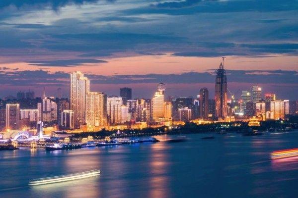 Kota Wuhan. Sumber : prologis.com