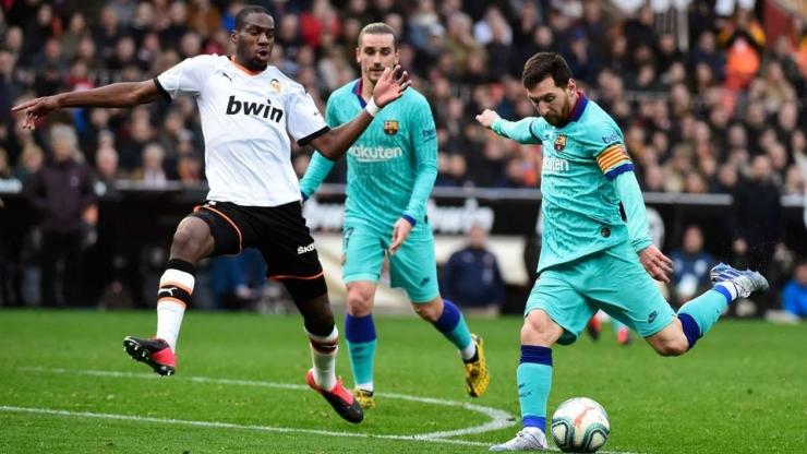 Lionel Messi (Foto: Goal.com)