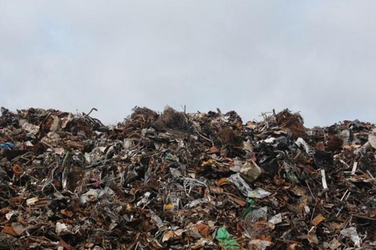 ilustrasi sisa sampah dari limbah makanan. (Photo by Emmet from Pexels)