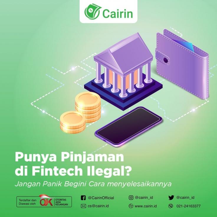 Foto Artikel Punya Pinjaman Di Fintech Ilegal Jangan Panik