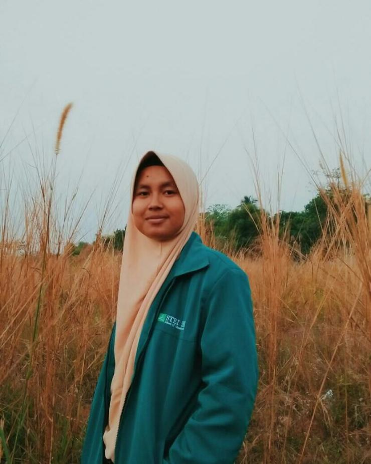 Foto Isnatul Fitria