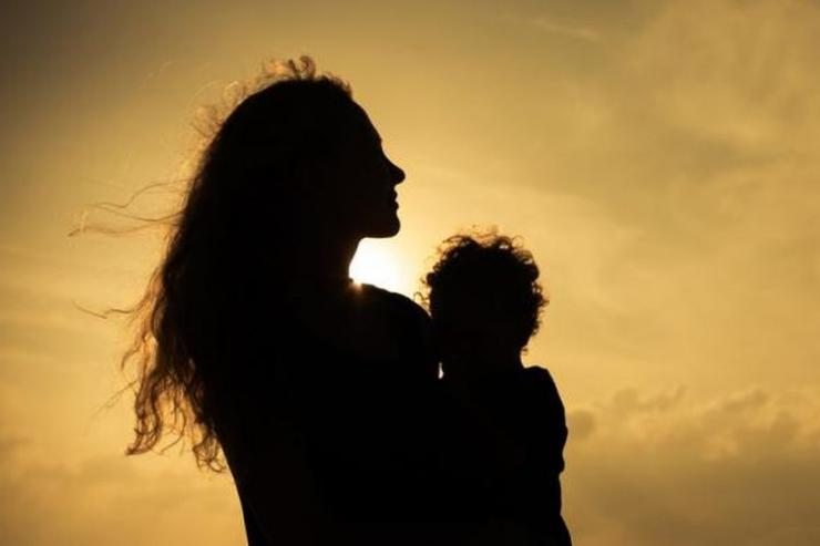 Ilustrasi ibu dan anak (Shutterstock via KOMPAS.com)
