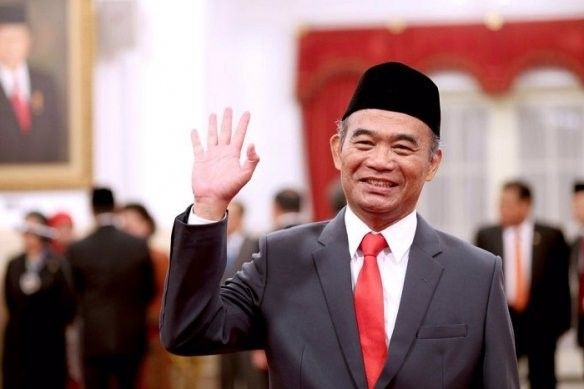 Ministry of Education and Culture, Minister Muhadjir Effendy | Source: indonesiaexpat.biz