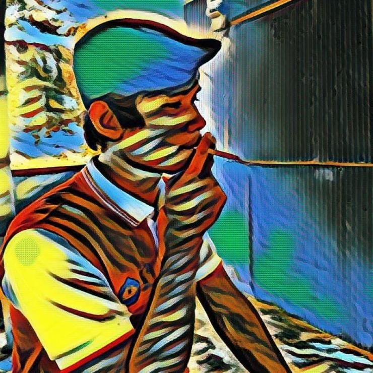 Gubuk kampoeng | Garwanagari