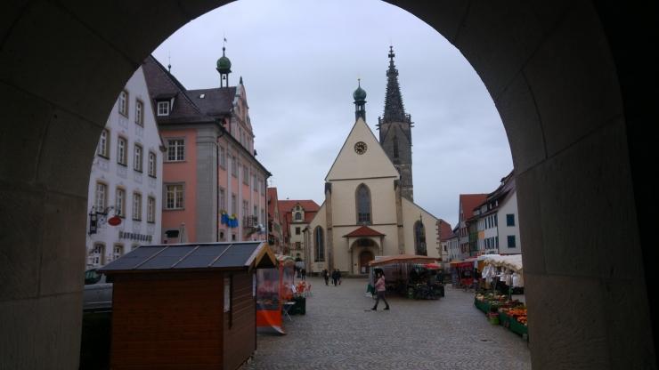 Gereja di Jerman (sumber foto: Dokumentasi Pribadi)