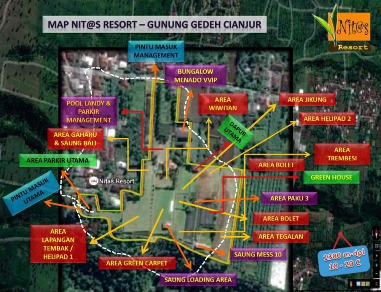 Desa Sukamulya Cianjur Dan Nitas Resort Yang Menawan Halaman 1 Kompasiana Com