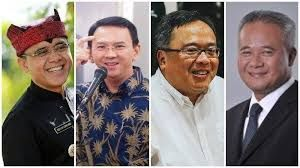 4 kandidat Kepala BO IKN/Sumber: tribunnews.com