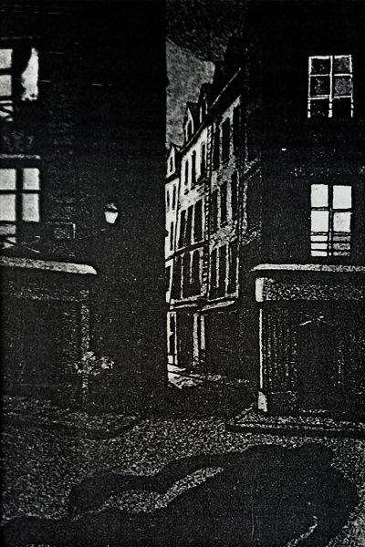 foto ilustrasi pada cerita asli | The Murder in The Rue Morgue-Edgar Allan Poe