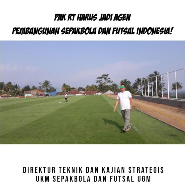 dok. UKM Sepakbola dan Futsal UGM