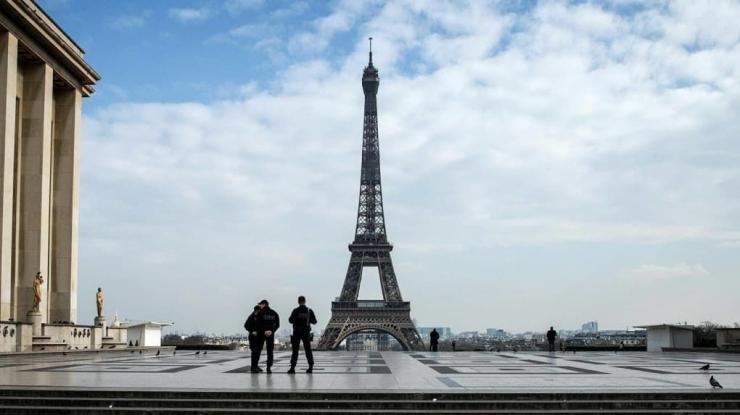Prancis lockdown, bye bye konser! (lanouvellerepublique.fr)