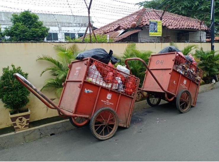 Ilustrasi: Stop Sampah ke TPA selama masa Work From Home. Sumber: Dokpri