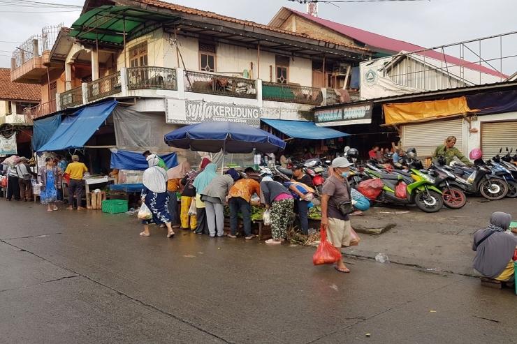 Pasar Tradisional Bojong Gede, Bogor | dokpri