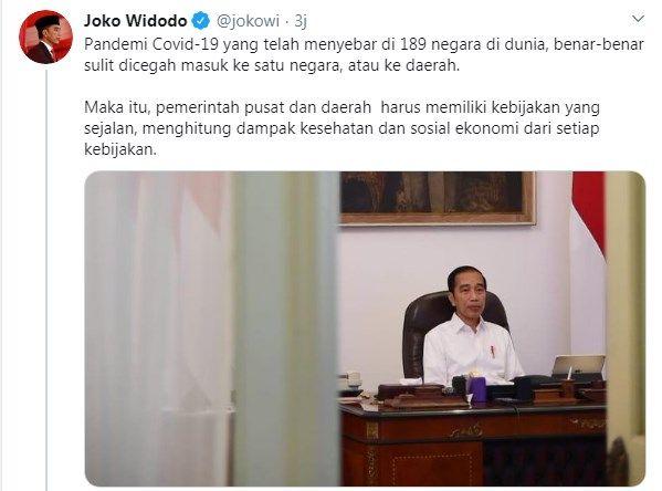 sumber gambar: akun Twitter Jokowi