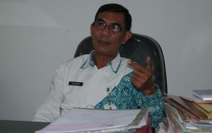 Kepala Dinas Pendidikan Kota Pekalongan Drs Soeroso, MPd. Foto: Pribadi