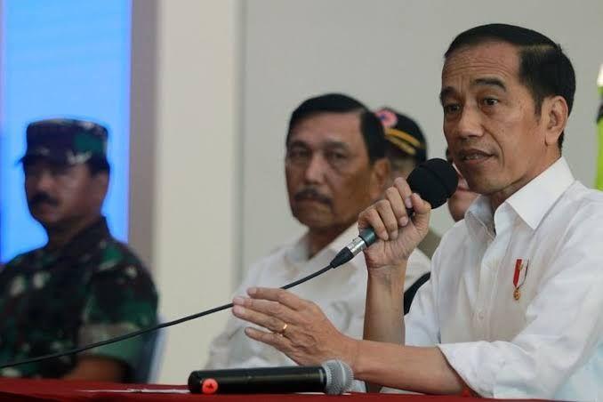 Presiden Jokowi (Kompas)