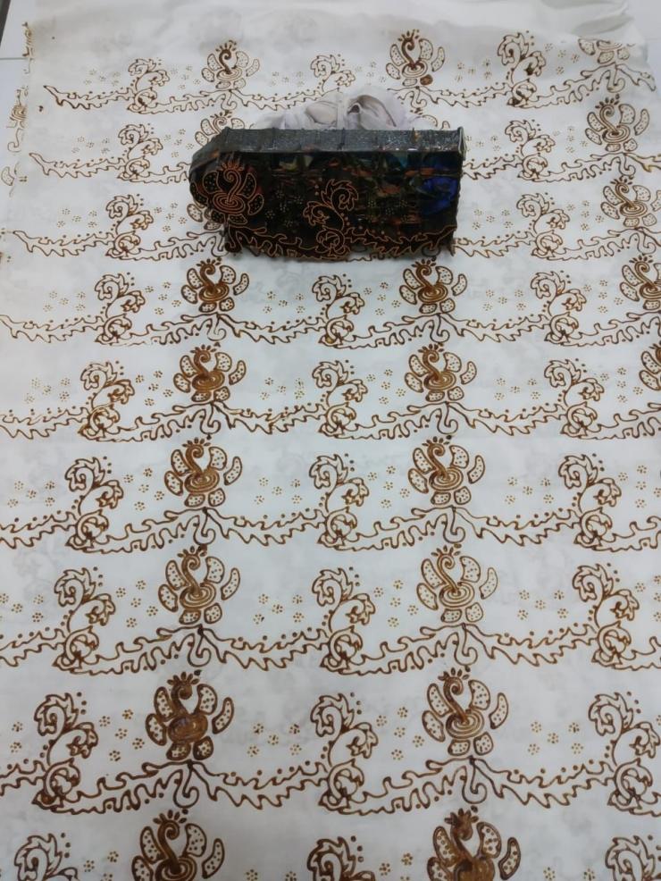 Desain Batik Bakau Madani | dokpri